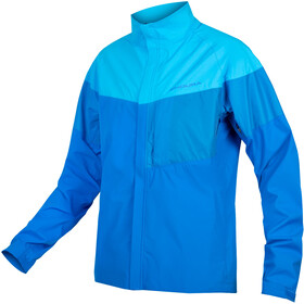 Endura Urban Luminite II Jacket Men neon blue